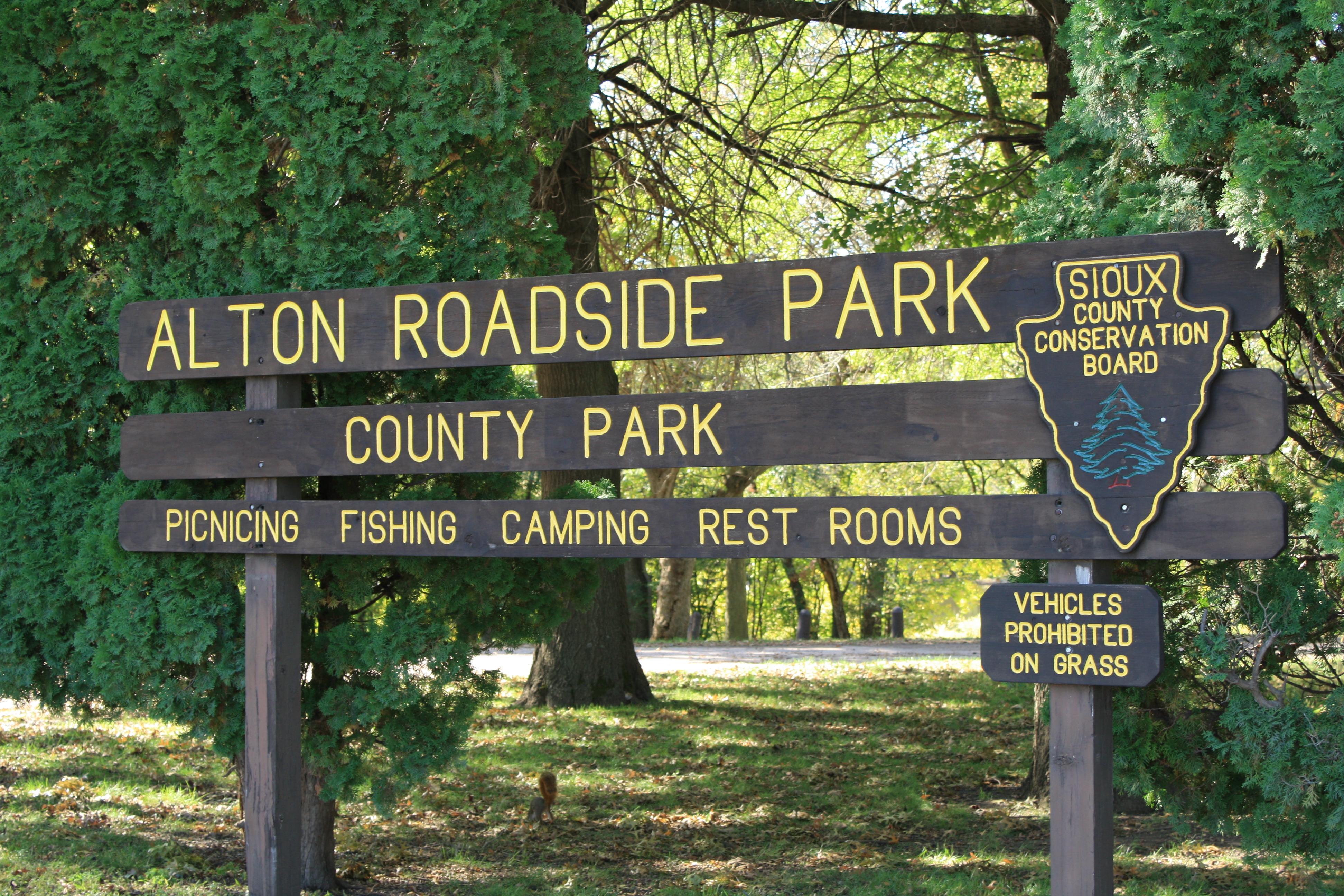 Alton Roadside Park