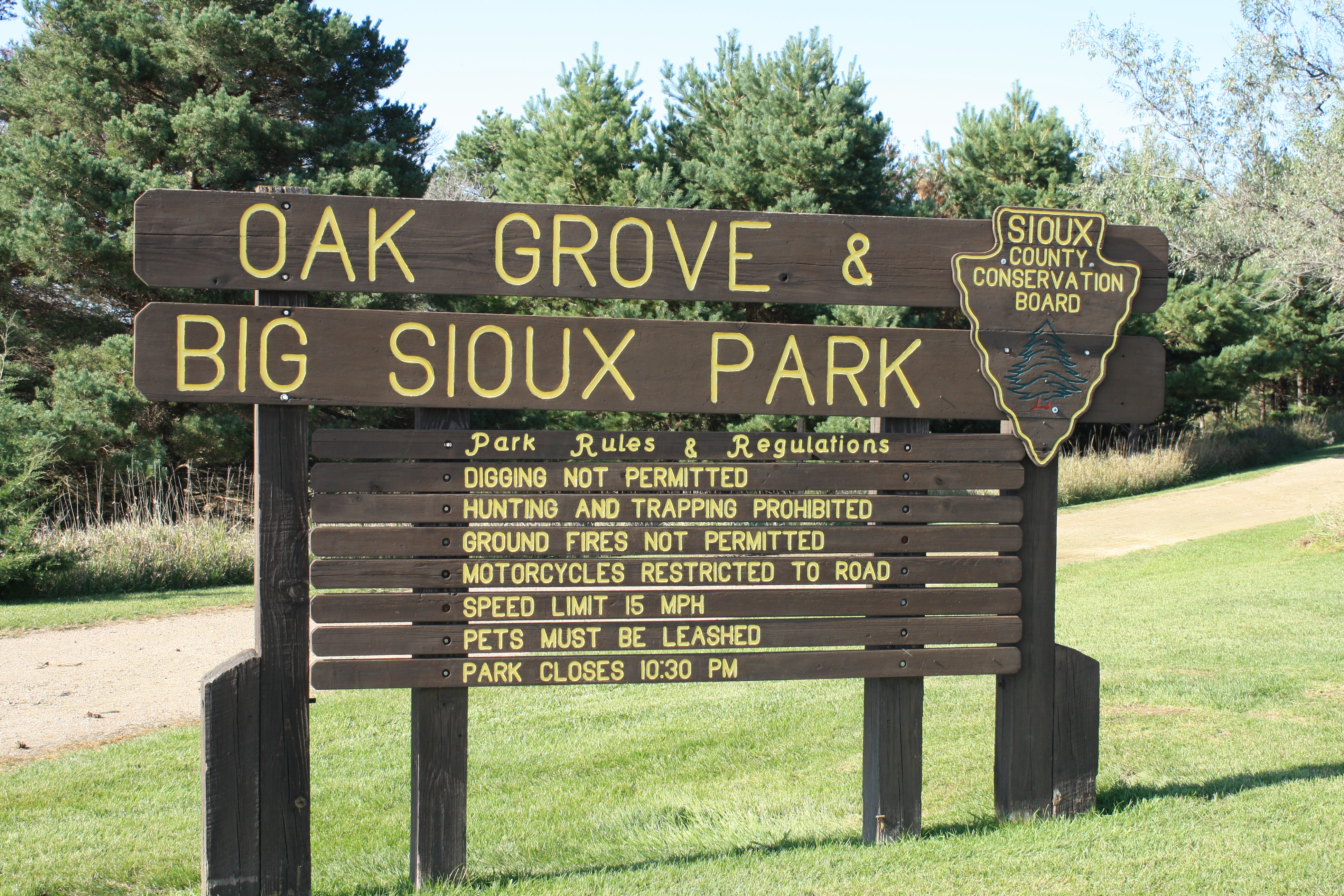 Oak Grove Park/Big Sioux Park