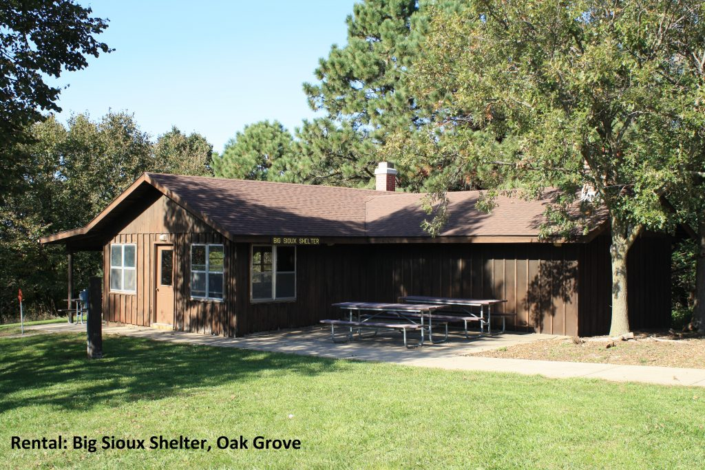 Big Sioux Shelter
