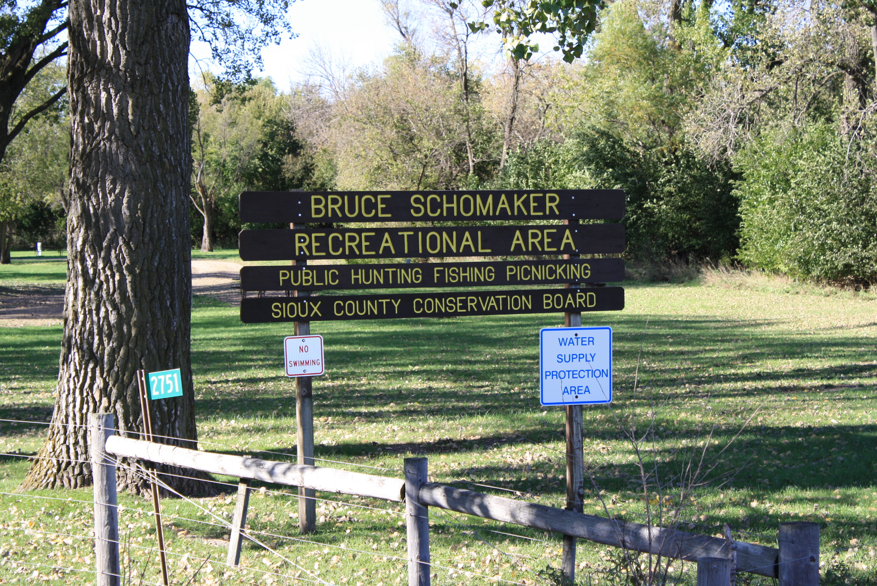 Bruce Schomaker Recreation Area