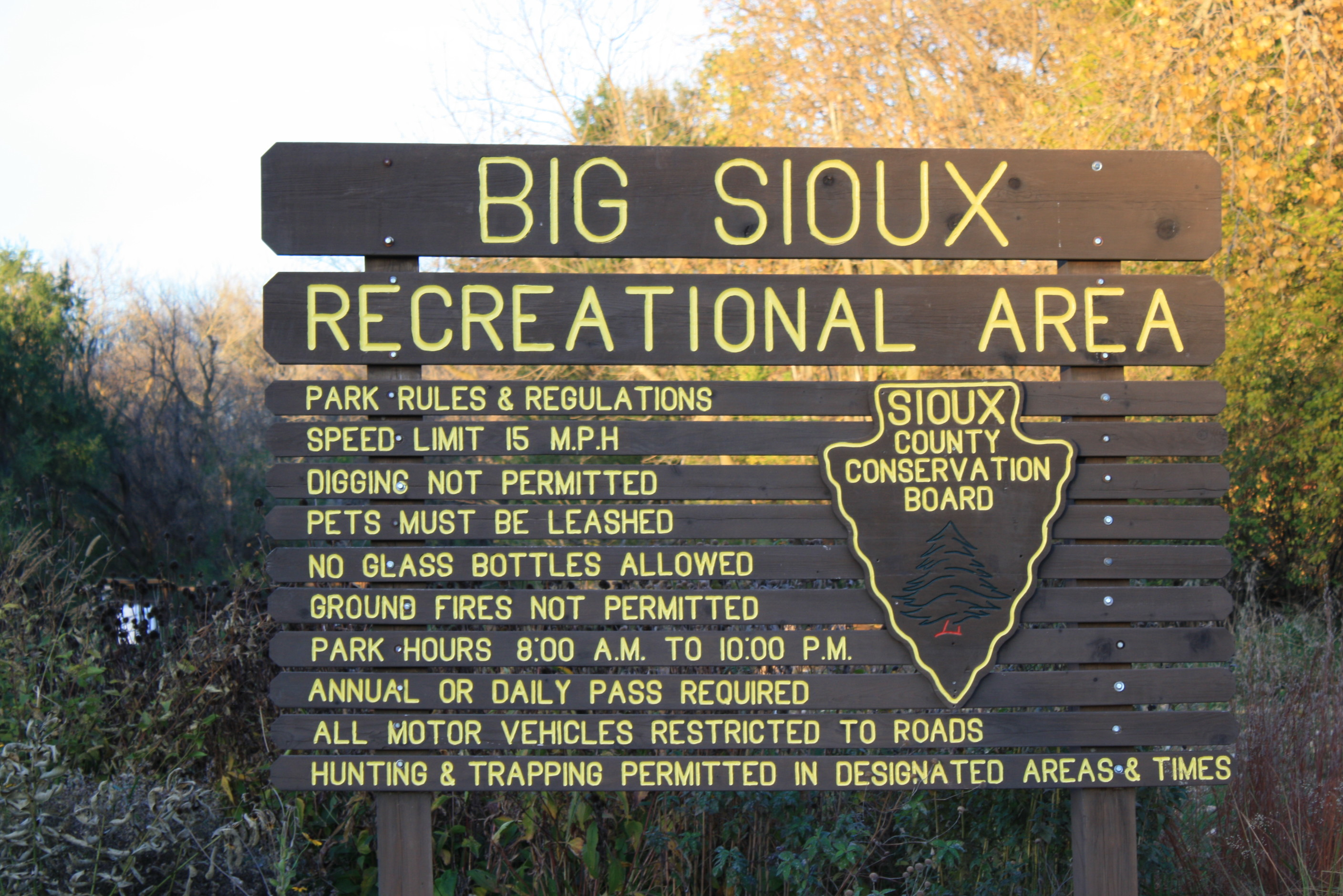 Big Sioux Recreation Area
