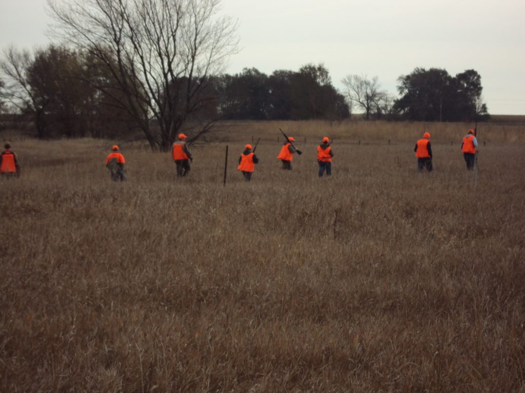 youth pheasant hunt 2009 012