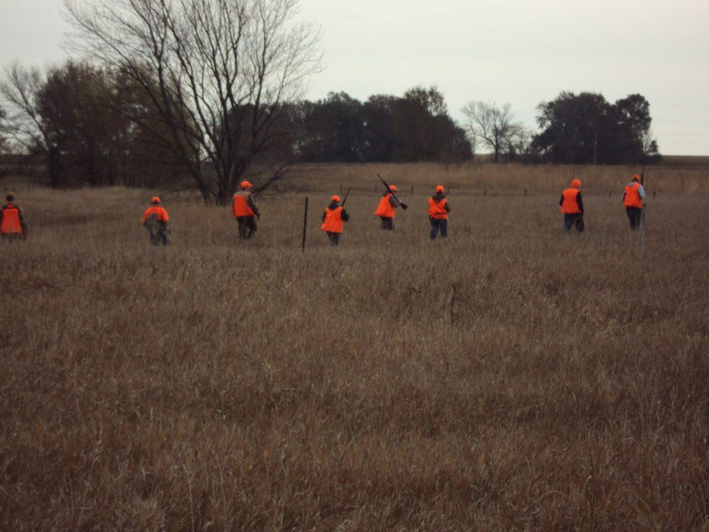 youth pheasant hunt 2009 012